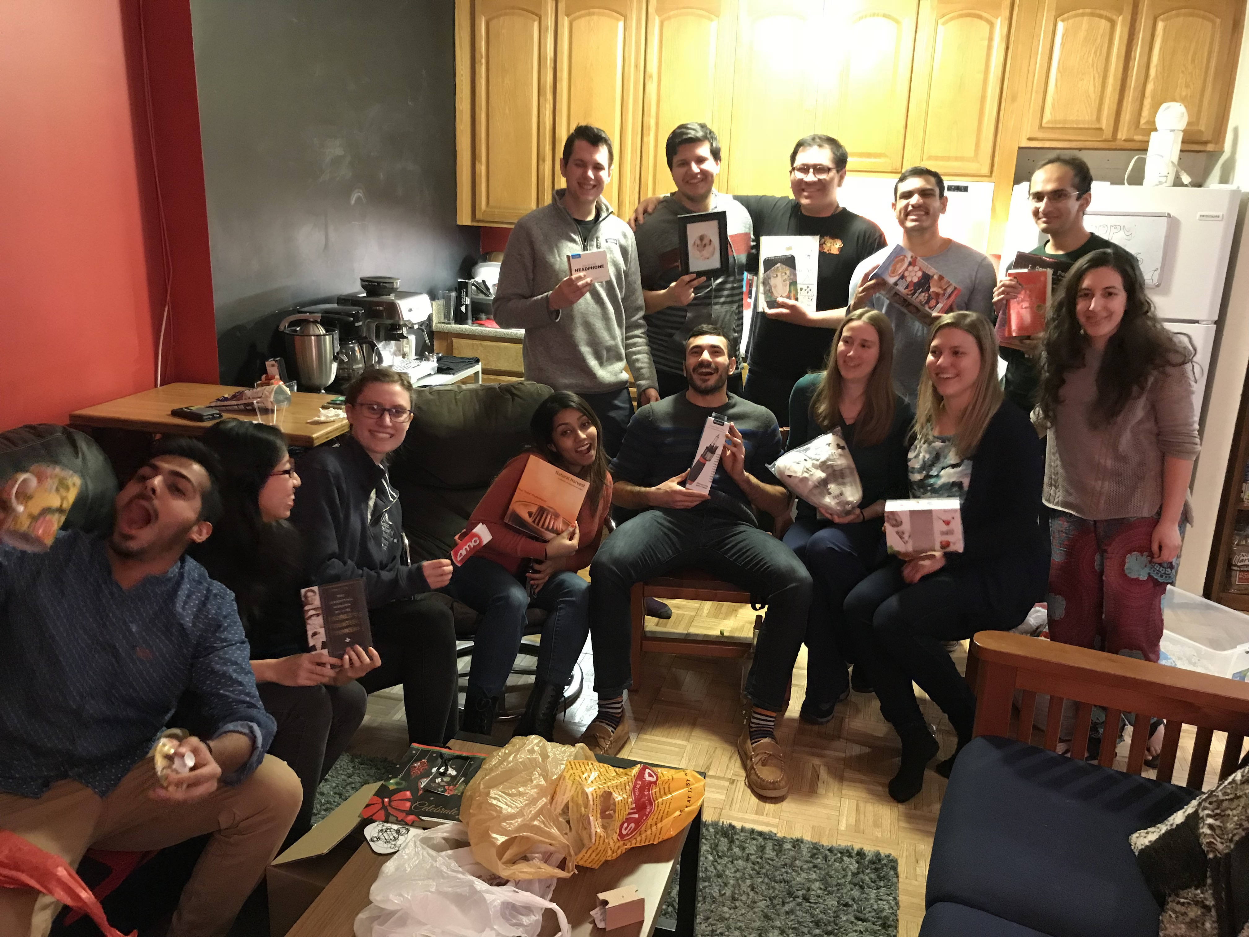 First Year White Elephant
