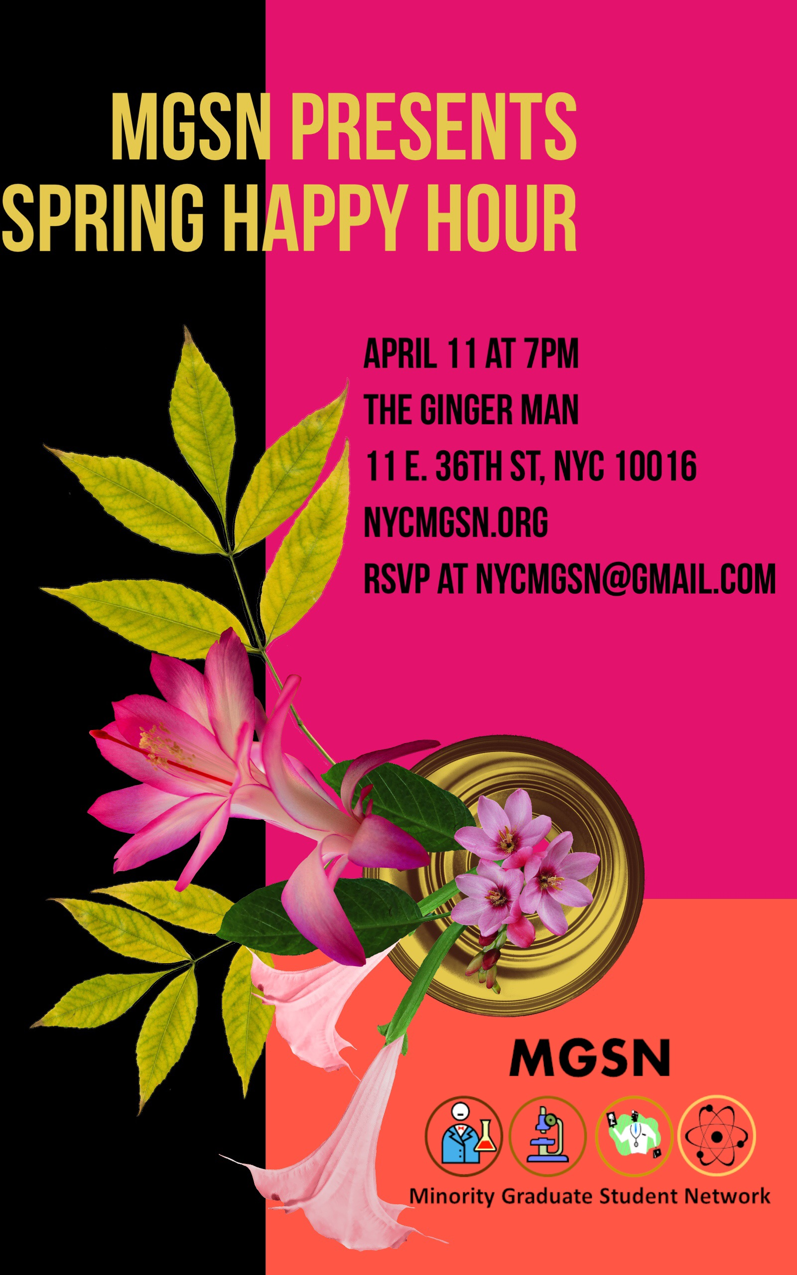 NYCMGSN Event Flyer