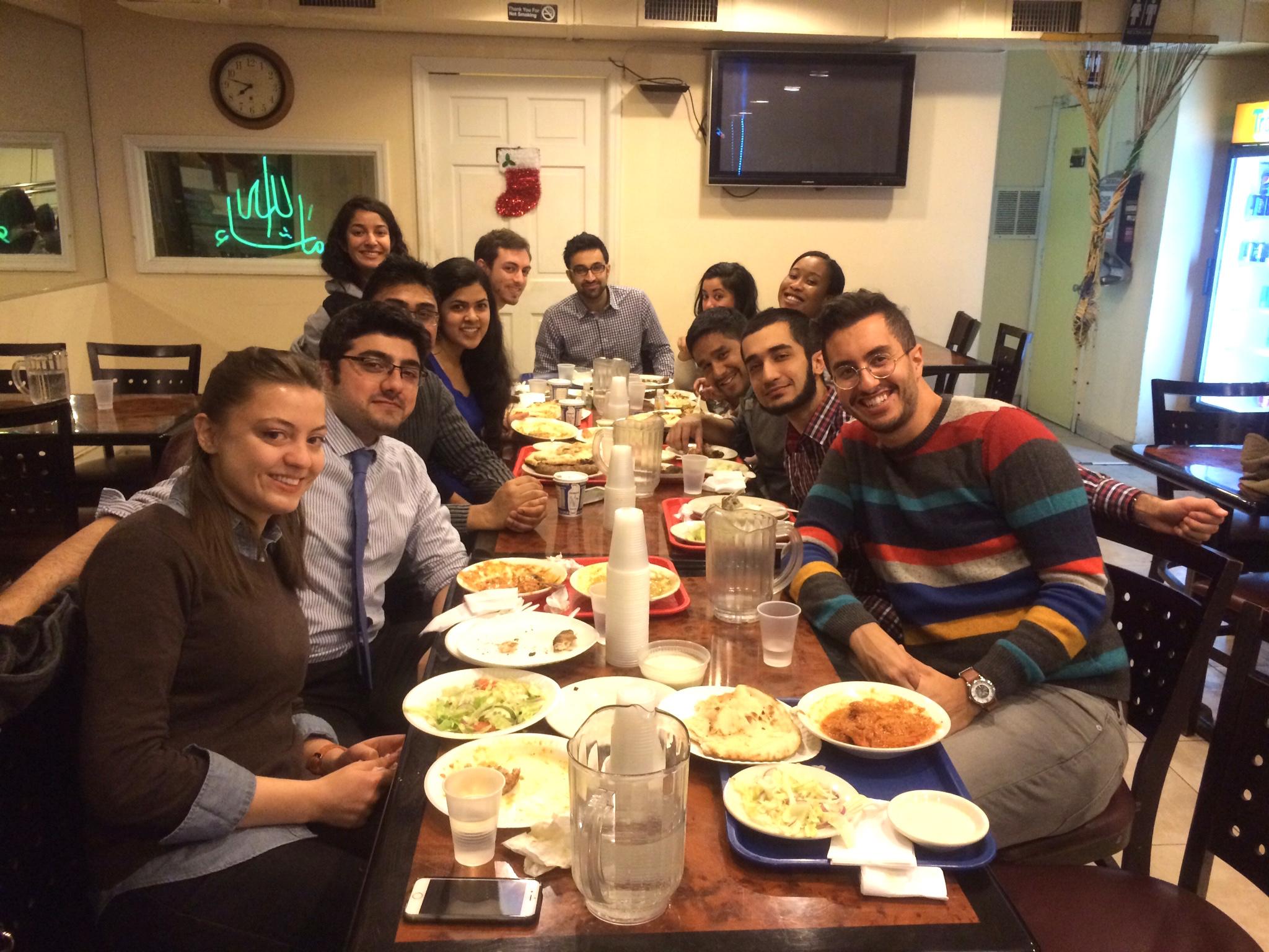 Sinai Muslim Student Association